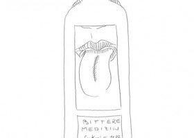 0629_Christina_Kruesi_Art_Bitter_Medicine_1_2002_Pencil_34x47cm