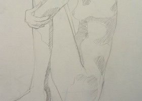 0560_Christina_Kruesi_Art_Nude_2001_Pencil_30x40cm