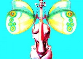 THE-VIOLINE-LEARNED-TO-FLY-BLUE--2018-Multimedia--No-01921--CHRISTINA-KRUESI