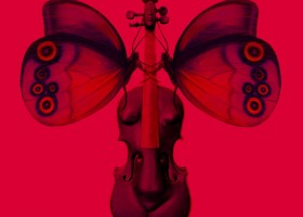 THE-VIOLINE-LEARNED-TO-FLY-RED--2018-Multimedia--No-01917--CHRISTINA-KRUESI